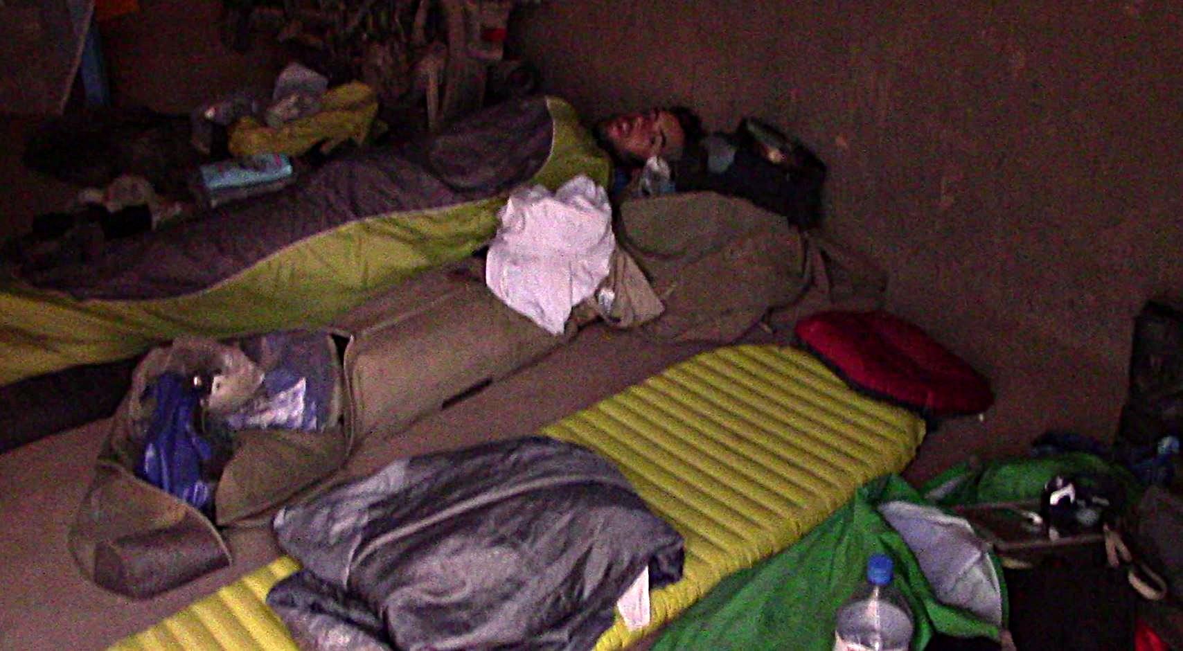 11b. Camping in a hut.JPG
